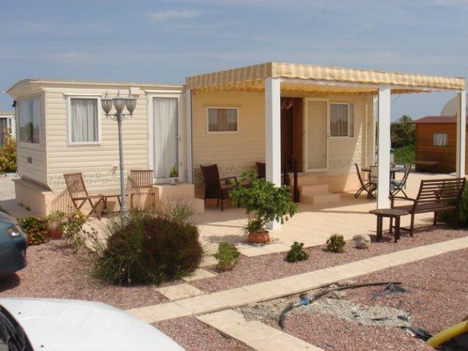 Classique Navarra mobile home, Derramador